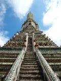 El templo budista Fotografía de archivo libre de regalías