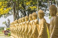 El templo budista, Foz hace Iguacu, el Brasil Fotografía de archivo libre de regalías