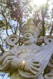 El templo budista, Foz hace Iguacu, el Brasil Fotos de archivo