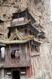 El templo colgante Fotografía de archivo