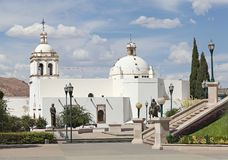 El Templo de Сан-Франциско, чихуахуа, Мексика Стоковые Фото