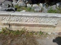 El templo de Apolo Imagen de archivo libre de regalías