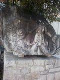 El templo de Apolo Imagen de archivo