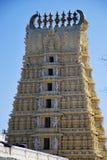 El templo de Chamundeshwari en la India Fotos de archivo