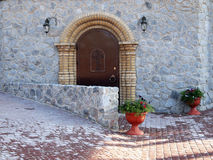 El templo de Cristo Imagen de archivo