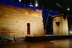 El templo de Dendur 1 Fotos de archivo