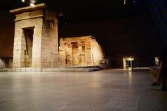 El templo de Dendur 5 Fotografía de archivo libre de regalías