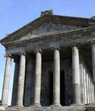 El templo de Garni Fotografía de archivo libre de regalías