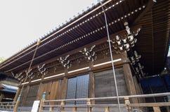 El templo de Japón Imagenes de archivo
