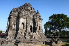El templo de Kalasan Fotos de archivo libres de regalías