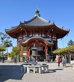 El templo de Kofuku-ji Imagen de archivo libre de regalías