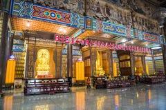 El templo de Kok Si de los leks Fotos de archivo