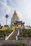 El templo de Kok Si de los leks Foto de archivo libre de regalías