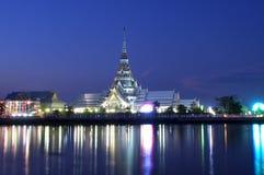 El templo de la Tan-espina Fotografía de archivo
