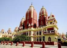 El templo de Laxminarayan fotografía de archivo