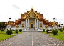 El templo de mármol Imagenes de archivo