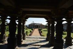 El templo de Mahadeva, Chalukya occidental, Itagi, Koppal, Karnataka Fotos de archivo libres de regalías