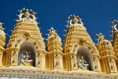 El templo de Mysore en la India Fotografía de archivo libre de regalías