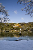 El templo de oro Fotografía de archivo