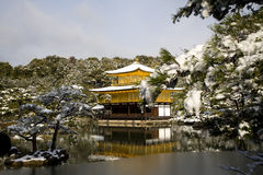 El templo de oro Foto de archivo