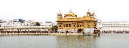 El templo de oro, Amritsar, Punjab, la India Imagen de archivo