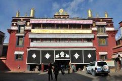 Templo de Ramoche Fotos de archivo