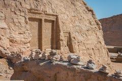 El templo de Ramses II imágenes de archivo libres de regalías