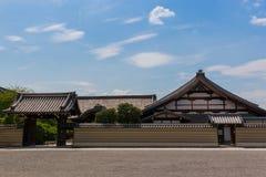 El templo de Toji es un templo budista de la secta del Shingon en Kyoto, Jap?n imágenes de archivo libres de regalías
