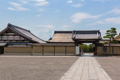 El templo de Toji es un templo budista de la secta del Shingon en Kyoto, Jap?n imagenes de archivo