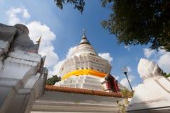 El templo de Wat Ket Karam es templo hermoso en Chiangmai, Thailan fotos de archivo libres de regalías
