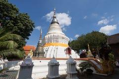 El templo de Wat Ket Karam es templo hermoso en Chiangmai, Thailan imagen de archivo libre de regalías