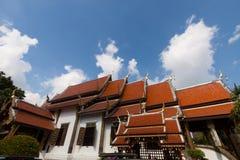 El templo de Wat Ket Karam es templo hermoso en Chiangmai, Thailan imagen de archivo