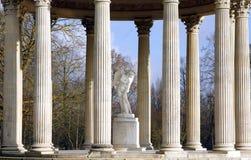 El templo del amor - Versalles imagen de archivo