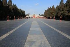 El Templo del Cielo Foto de archivo libre de regalías