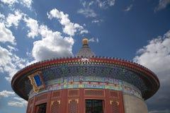 El Templo del Cielo (altar del cielo), Pekín, China foto de archivo libre de regalías