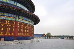 El Templo del Cielo en la capital de China - Pekín fotos de archivo