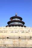 El Templo del Cielo en Pekín foto de archivo