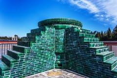 El Templo del Cielo en Pekín Foto de archivo libre de regalías