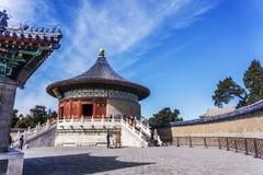 El Templo del Cielo en Pekín Fotografía de archivo