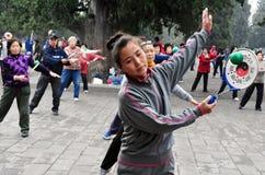 El Templo del Cielo en Pekín China Imagen de archivo libre de regalías