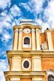 El templo del Piarists imagen de archivo libre de regalías