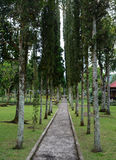 El templo en Bali, Indonesia de Ulun Danu Fotografía de archivo libre de regalías