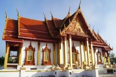 El templo en Tailandia Fotografía de archivo
