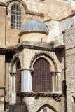 El templo entierra en Jerusalén Fotografía de archivo