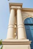 El templo esmeralda es la señal de la provincia de Bangkok, Tailandia Fotografía de archivo