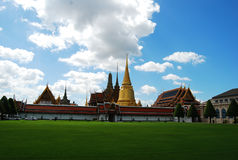 El templo real del rey Bangkok Tailandia Fotos de archivo libres de regalías