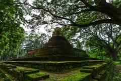 El templo viejo Fotografía de archivo