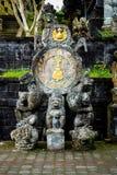 El templo viejo en Bali Imagen de archivo