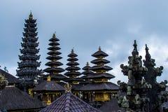 El templo viejo en Bali Imágenes de archivo libres de regalías