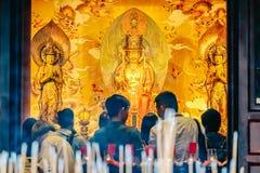 El templo y el museo de la reliquia del diente de Buda, y construido para contener la reliquia del diente del Buda histórico, en  fotos de archivo libres de regalías